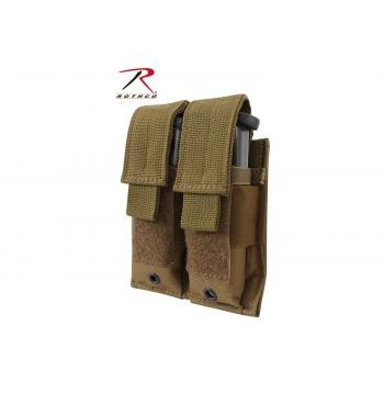 Double Stack Pistol Magazine Pouches MOLLE