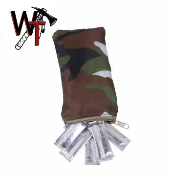 Military Grade Water Purification Powder Packets