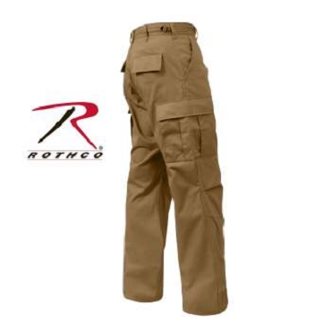 Mens Tactical BDU Pants