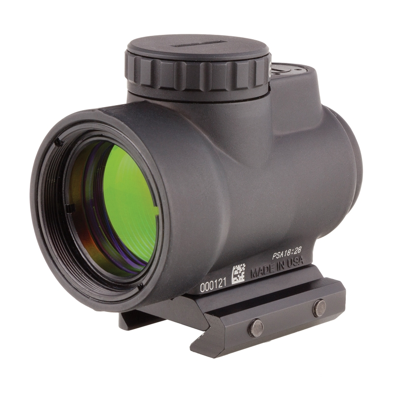 Trijicon MRO Red Dot With Low Mount, 2MOA, Matte Finish