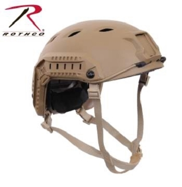 Advanced Tactical Helmet NON-ballistic ABS BUMP